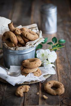 Biscotti al latte di mandorla e olio d'oliva
