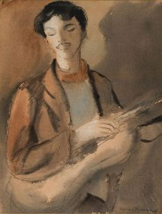 Buy online, view images and see past prices for Nerine Desmond; Man with a Guitar. Invaluable is the world's largest marketplace for art, antiques, and collectibles.
