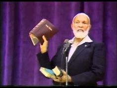 Reverend Jimmy Swaggart vs Sheikh Ahmed Deedat  : Is The Bible God's Word Part 2 of 2