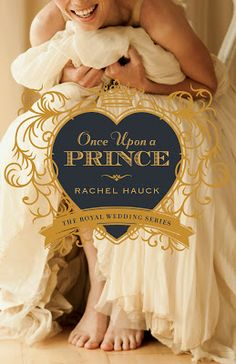 I feel so clean after reading this!  Cute story though.  Once Upon A Prince! - Rachel Hauck