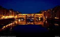 Night in florence...