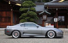 Toyota Supra RZ: They used to make this but now they race fake Camrys in NASCAR. They need to re-hire the guys that used to design the Supras. Toyota Supra Rz, Cool Pictures, Cool Photos, Monster Car, Mr 2, Japanese Cars, Jdm Cars, Subaru, Nascar