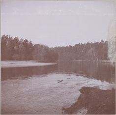 Spala 1912: Vista para o rio.