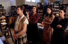 The Bletchley Circle - this show is so addictive!