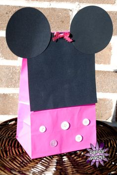 Mini Mouse Party Bags