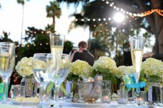 Have a true San Diego Wedding at an outdoor venue   South Pool patio #sandiegowedding Photo Cred: Alon David
