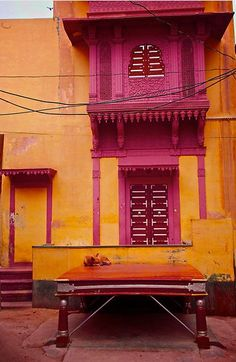 India - The Land of Colours
