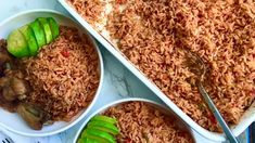 How to cook Jollof rice in the oven - YouTube