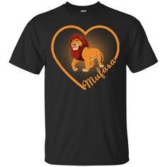 Mufasa T Shirt Love Mufasa T Shirt Hoodie Sweatshirts