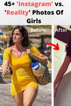 15 'Fake' Before and After Pics That Will Make You Question Everything Fitness Workouts, Question Everything, What Really Happened, Before And After Pictures, Yoga Benefits, Health Benefits, Gaara, Weird World, Just Amazing