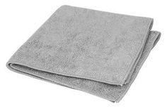 10 Stück Pack Microfasertücher grau Microtücher Poliertücher Staubtuch Microtuch
