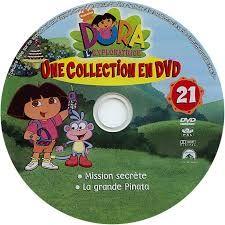 Résultats de recherche d'images pour «dora l'exploratrice dvd»