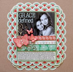 Grace Defined - Scrapbook.com