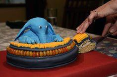 Le pianiste de Star Wars en gâteau !