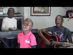 The reincarnation of MJ! WOW!  Be There (Jackson 5)Another Classic by The Melisizwe Brothers - YouTube