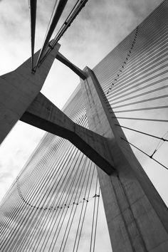 "500px / Photo ""Rope bridge"" by Sueo Takano"