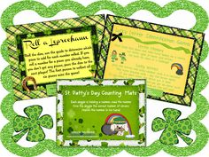 Classroom Freebies Too: St. Patrick's Day Freebies!
