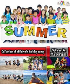 Collection of children\'s holiday camp tourism Trips happy baby 25 HQ Jpeg