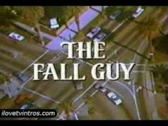 Creator: Glen A. Tv Series Free, Tv Theme Songs, The Fall Guy, Lee Majors, Tv Themes, Intro Youtube, Opening Credits, Retro, My Generation