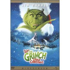 Dr. Seuss' How The Grinch Stole Christmas (Collector's Edition) (Widescreen) - Walmart.com
