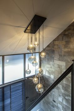 Staircase Lighting Ideas, Entry Lighting, Rustic Lighting, Interior Lighting, Home Lighting, Modern Lighting, Lighting Design, Pendant Lighting, Chandelier