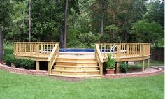 This has my back yard written all over it. My boys would just love it!