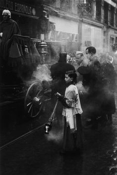 madrid, 1953, by henri cartier-bresson/magnum photos,