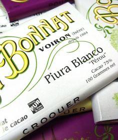 Bonnat Chocolat Piura Blanco Perou 75%