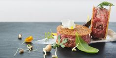 This veal tartare recipe from Italian chef Marianna Vitale makes an excellent starter, as the creamy meat mix is punctuated with the sweet figs and crunch of the hazelnuts.