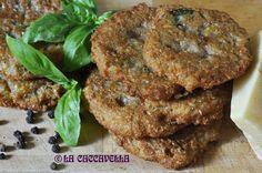#frittelle di #fioridizucca e #basilico [#Pumpkinflowers and #basil #pancakes]