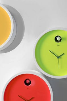 Fun colors. Plex by Diamantini & Domeniconi