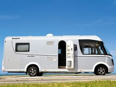 Dethleffs is Europes largest motorhome manufacturers. The A-Class Esprit is based on the trusty Fiat Ducato.