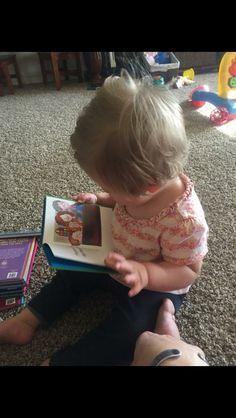 A Child with Great Taste in Literature . . . Mine!