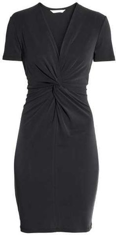 H&M Dress with Tie Detail