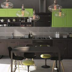 Proiecte mobilă la comandă - Portofoliu | ArtDecor House Art Decor, Home Decor, Industrial, Kitchen, Table, House, Furniture, Design, Decoration Home