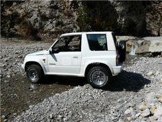 Suzuki Vitara 1995 - Mi primer coche (bueno, era de mi madre)