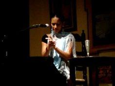 Isabel Guerrero canta por Caña
