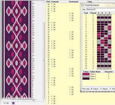 Diseño 24 tarjetas, 3 colores, repite dibujo cada 8 movimientos