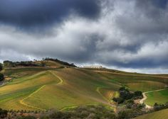 DAOU Mountain February 2013, Before the Snow Storm