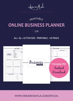 Printable Business P