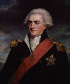 Admiral Adam Duncan, the Scottish sailor. A native of Dundee, Duncan was born into a mercantile family but left home at fifteen to become a midshipman in the navy. Duncan went on to command 'HMS Blenheim' at the relief of Gibraltar in October 1782, but his greatest moment was the victory over the Dutch at the battle of Camperdown in 1797.