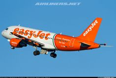 Airbus A319-111 - EasyJet Airline | Aviation Photo #4165459 | Airliners.net