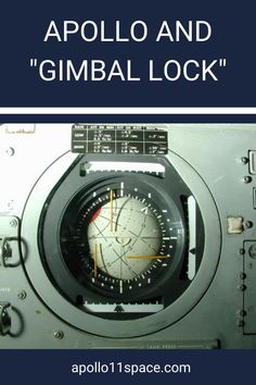 In this article, I will answer what a gimbal lock is and why the instantaneous flip of a gimbal by 180 degrees prevents a gimbal lock. If you are interested in this gimbal lock phenomenon and this question, please read on. #NASA #Apollo #GimbalLock #Gimbal #Apollo11 #Apollo13 Apollo 13, Apollo Program, One Small Step, Space And Astronomy, Astronauts, Space Exploration, Spacecraft, Science And Nature, Nasa
