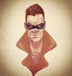 Mais um Sketch do Jason Ocean!  =) #JasonOcean #sketch #HQ #concept #digitalart