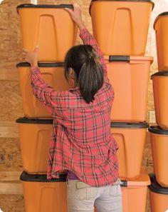 Attic Storage Do's and Don'ts