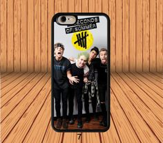 5SOS Band for iPhone 6/6S  Hard Case Back Cover #designyourcasebyme