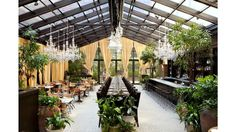 New York's Chicest Garden Restaurants - Best Restaurants with Outdoor Seating NYC