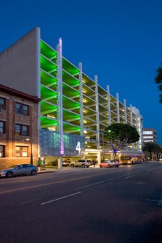 Carpark Lighting