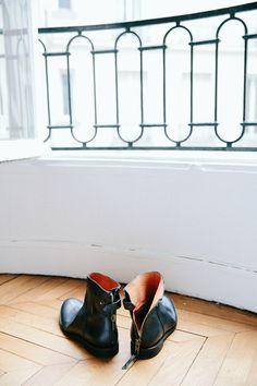 Madewell Hayes boot. #fallmadewell