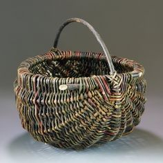 Image of Step by Step Willow Rib Style Basketry<p>Jo Campbell-Amsler<p>August 4-8